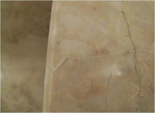 marble crack cracked marble