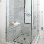 how to clean marble shower