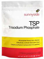 Trisodium Phosphate for cleaning marble