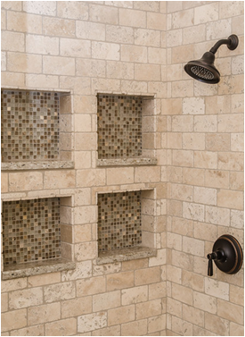 Why how to clean tumbled marble tile differs from other for How to clean a marble shower